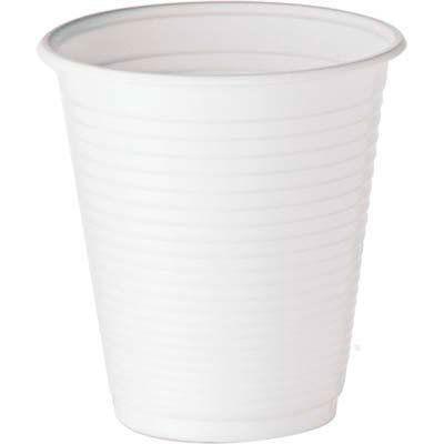 Copo plástico descartável 200ml (100und)